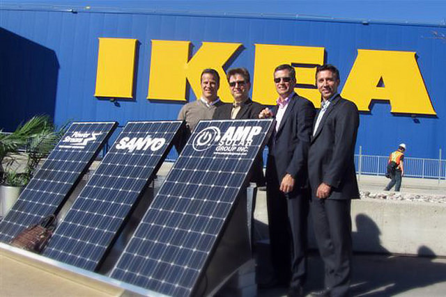 Ikea Pledges Over A Billion Dollars To Help Slow Climate