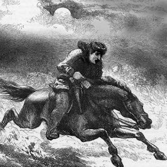 Jack-Jouetts-ride on horseback