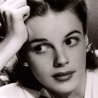Judy Garland square