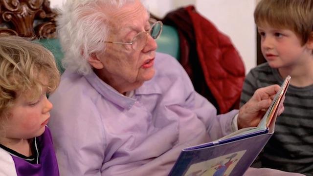 Nursing Home Present Perfect-Evan Briggs Kickstarter Page