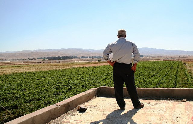 Palestinian Farms in Jordan Valley-CC-michael loadenthal