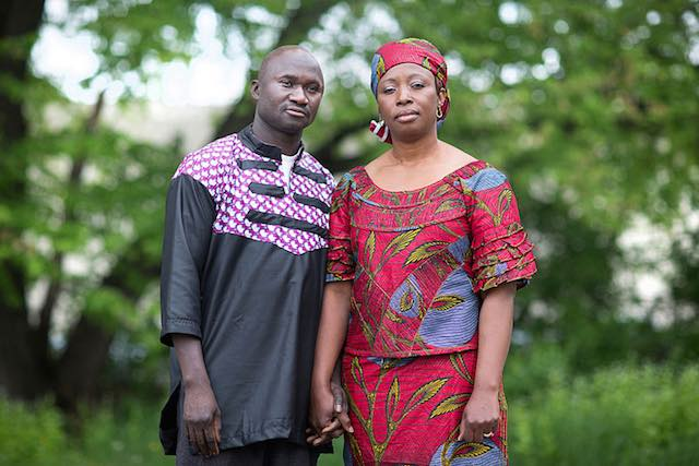 Parents-Lancine-and-Madosu Fofana-familyphoto