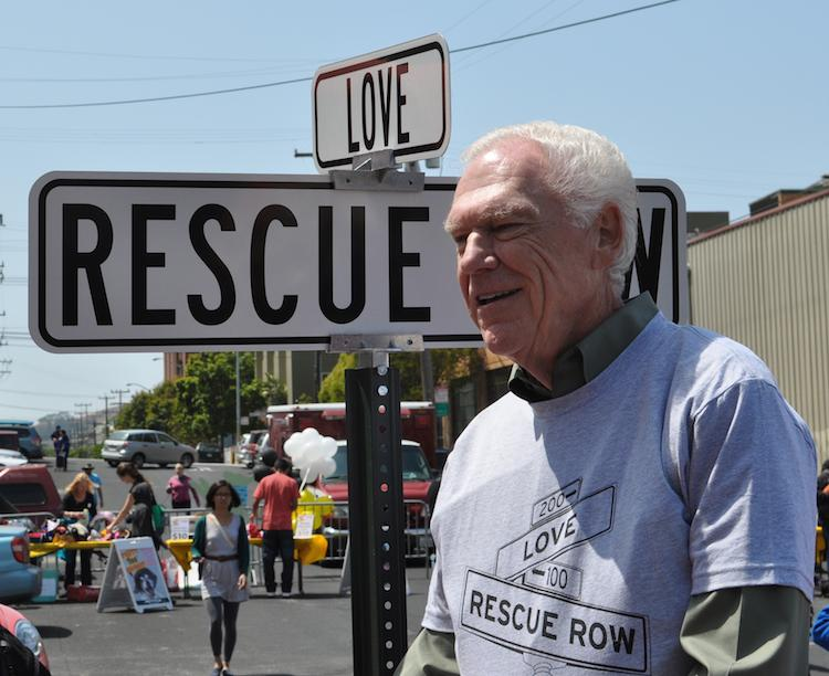 Rich Rescue Row and Love Streets no kill movement submitted