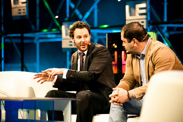 Sean Parker-Parker Foundation-CC-LeWeb14
