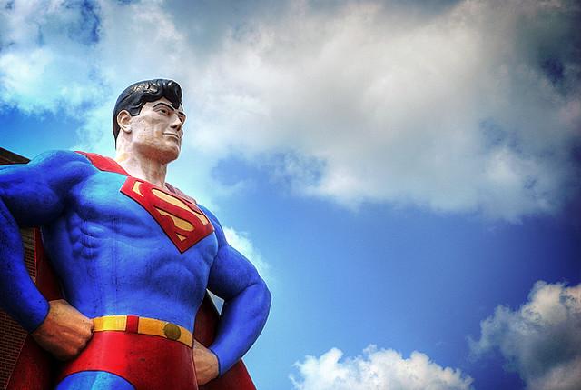 Superman-statue-Metropolis-Illinois-photoby-James Jordan-CC
