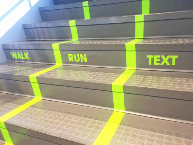 UVU text lane - Utah Valley University