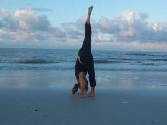 Yoga-on-beach-Michelle Ploog submitted