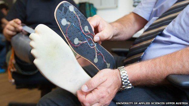artificial-foot-prosthetic-UnivOfAppliedSciencesUpperAustria