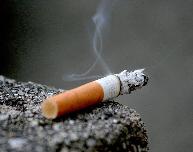 cigarette butt smoking-cc- lanier67
