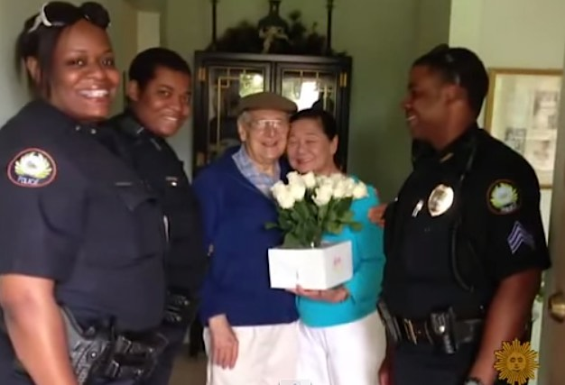 elderly couple with flowers-police-CBSvid