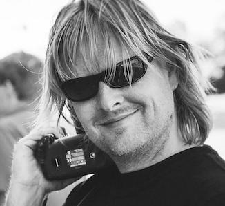 homeless rock stars nigel skeet in photo by Andrew Gant