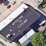 welcome-to-cleveland-roof-sign-in-Milwaukee-googlemaps