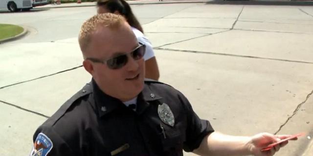 Brian Peters police -KARE vid