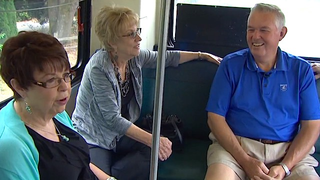 Bus riders screenshot KING