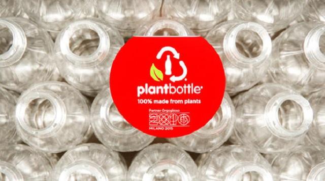 Coke plant bottle -Coca-Cola release
