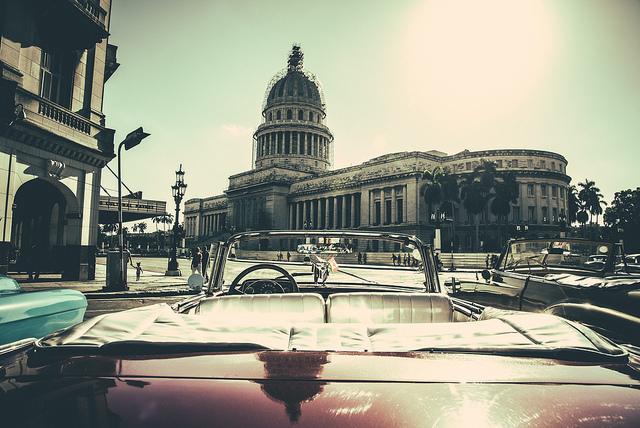 Cuba capitol Havana CC dibaer