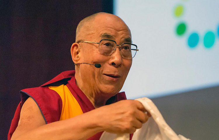 You Can Now Get a Daily Dose of App-iness From the Dalai