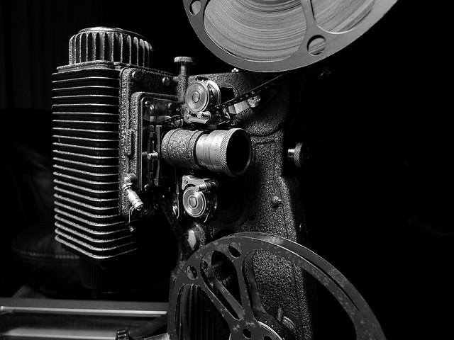 Film projector CC Kevitivity