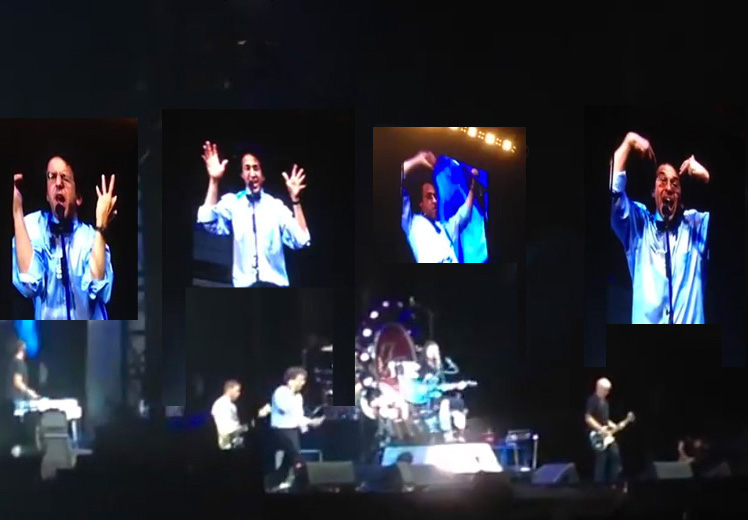 dave grohl s surgeon invited to sing with foo fighters and rocked