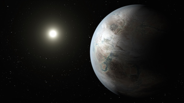 Kepler 452b released NASA