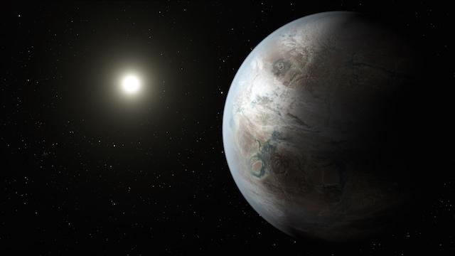 Kepler 452b released NASA