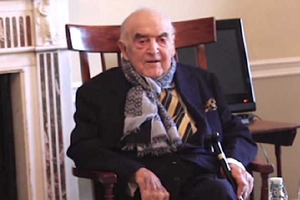 Lord Weidenfeld-YouTube