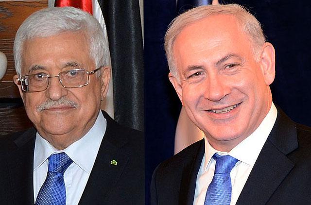 Netanyahu_Abbas-StateDept