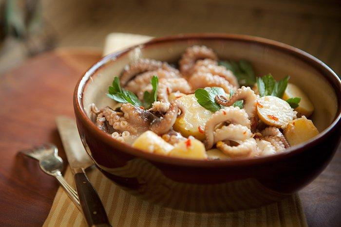 Octopus Soup CC Adrienne Byard