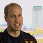Prince William air pilot -CTV vid