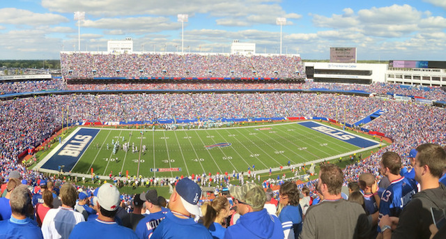 Roger Wilson Stadium Buffalo Bills CC runneralan2004