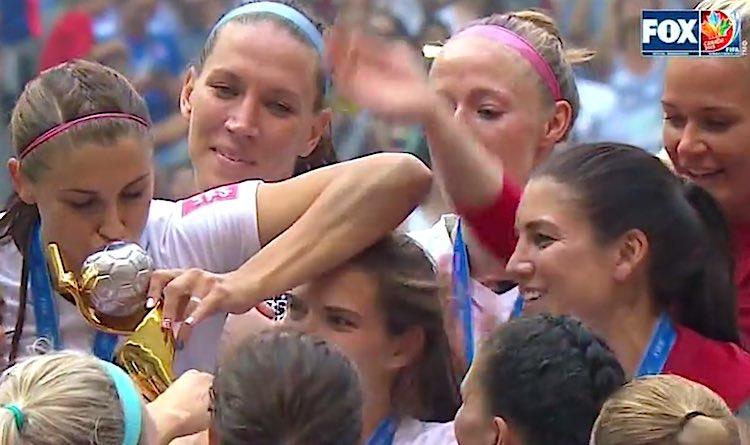 Womens soccer screenshot ABC