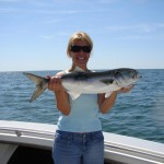 bluefish-NOAA-woman researcher