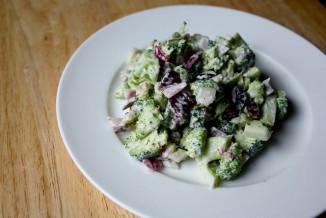 broccoli slaw CC iris