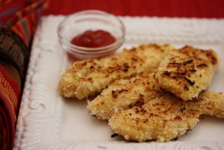 chicken fingers CC meal makeover moms