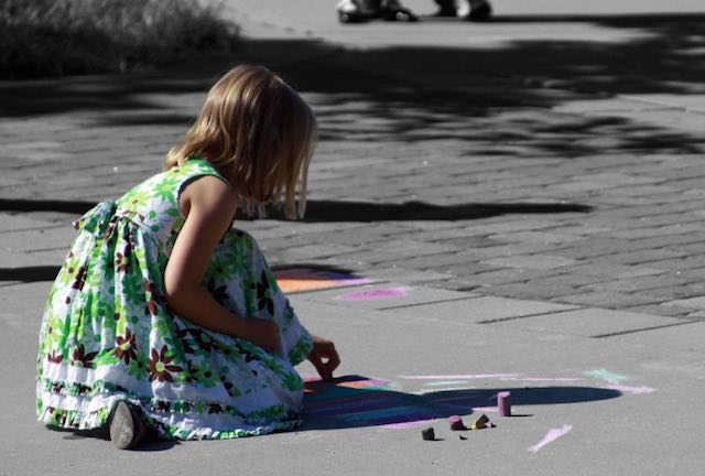 girl-drawing-chalk-CC-Wyoming_Jackrabbit