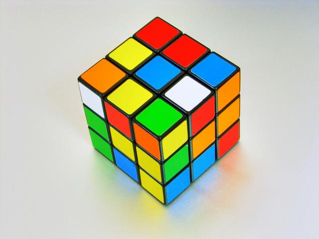rubiks cube cc huangjiahui