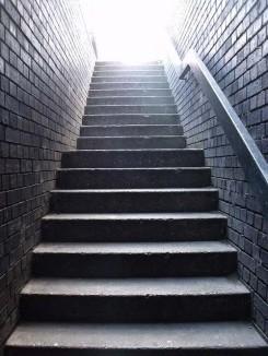 staircase CC Elliott Brown