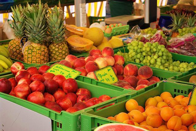 supermarket produce CC Trishhhh