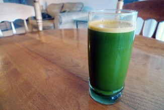 watercress smoothie CC tamara smith