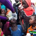 Africa-Polio vaccine-UNAMID-released
