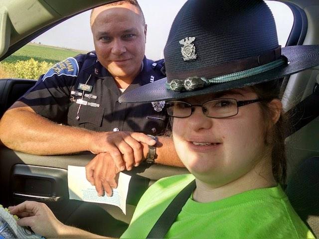Ashley Ellrich Trooper Facebook Dwayne Ellrich