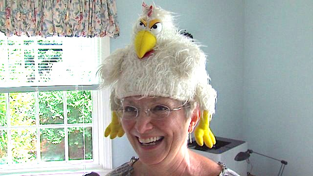 Chicken lady screenshot WGHP