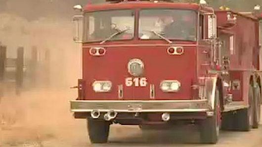 Clifford the Fire Truck screenshot KHQ