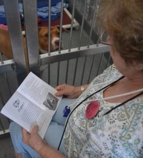Dog Reader 2 Amy Crawford