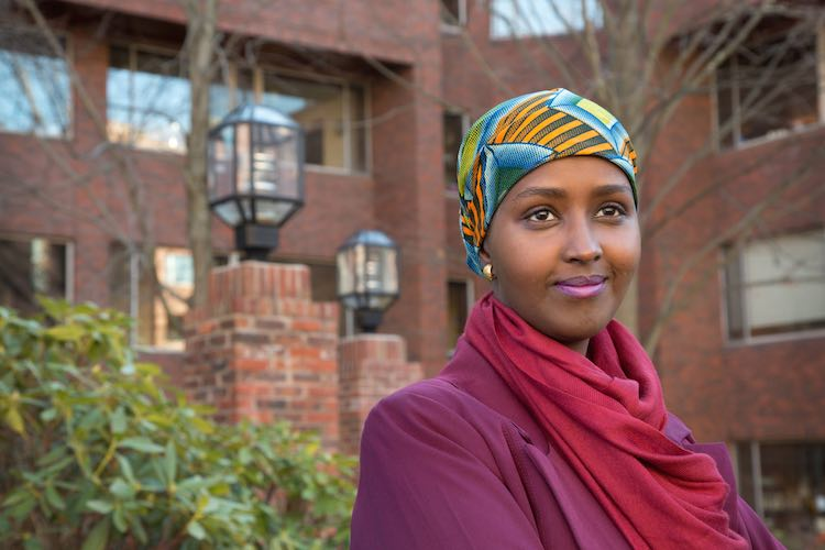 Fadumo Dayib-Harvard-Photo