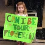 Flower girl Annabelle screenshot NBC