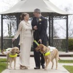 Guide Dogs for the Blind Association-wedding