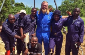 Justin Wren building wells Facebook Fight for the Forgotten