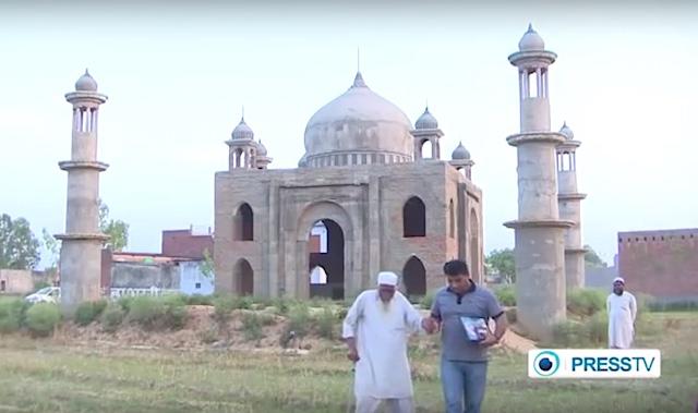 Mini Tah Mahal screenshot PressTV