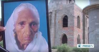 Mini Taj Mahal wife screenshot Press TV